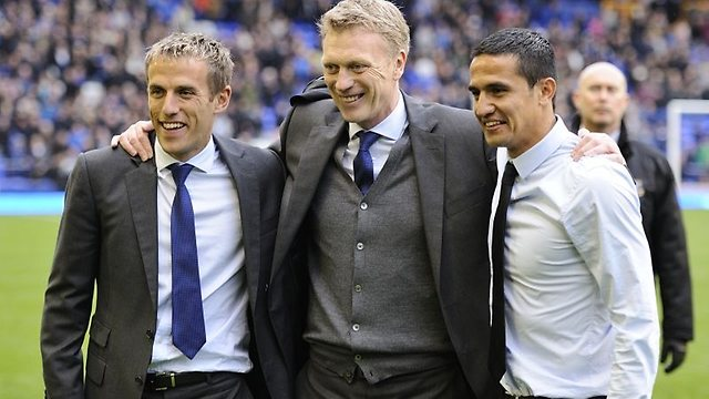 Moyes, neville, cahill