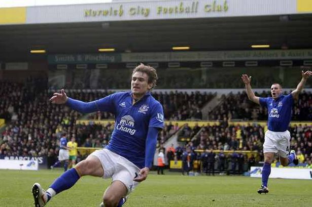 Jelavic at Norwich