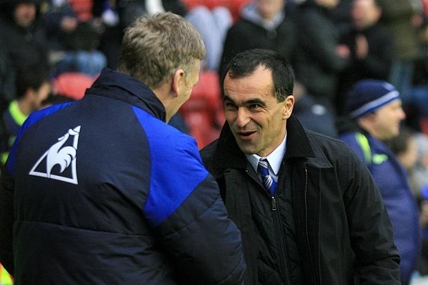 Martinez vs Moyes