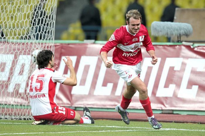 McGeady Spartak