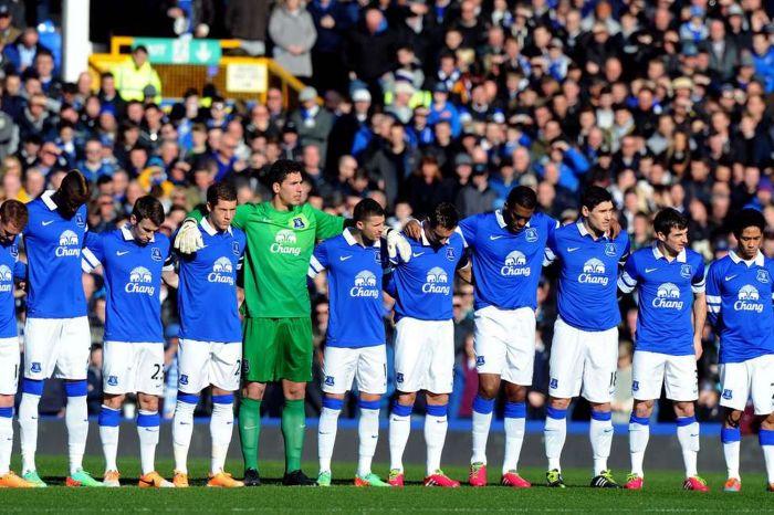 Everton team