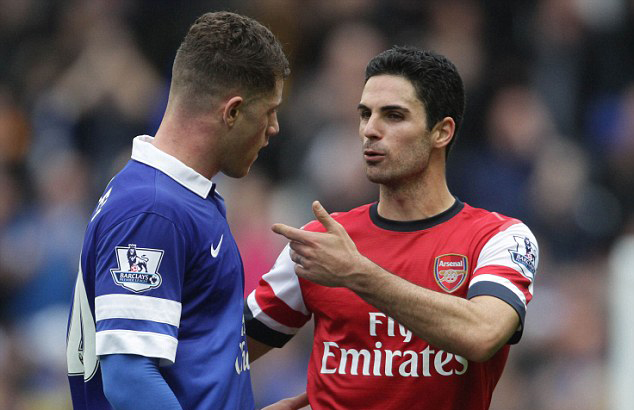 Barkey and Arteta