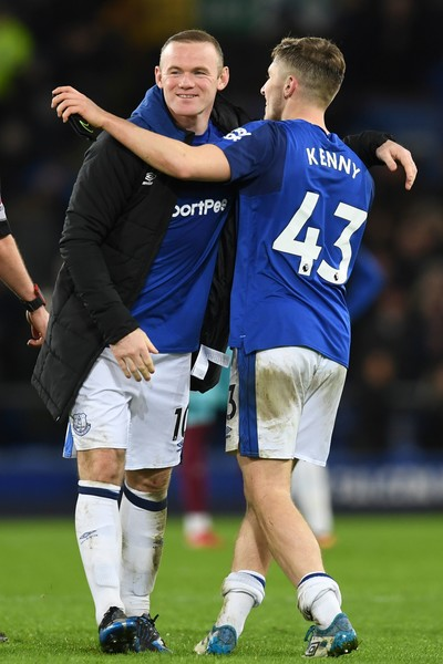 Kenny and Rooney