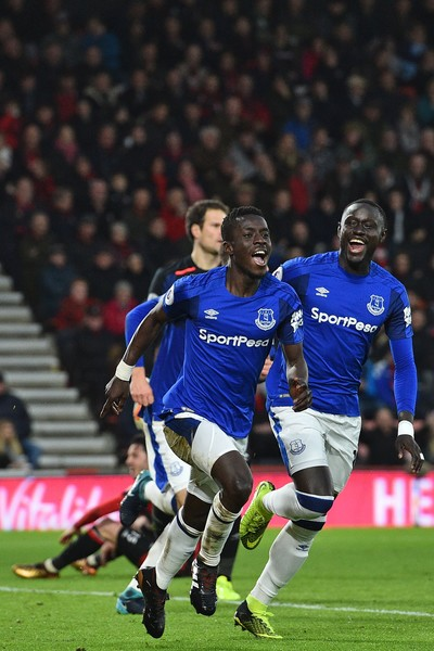 Idrissa+Gueye+AFC+Bournemouth+v+Everton+Premier+y_8XRuXJkRLl